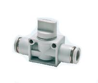 União com válvula de fechamento (CHV)